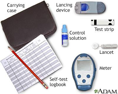 Diabetes Adam Interactive Anatomy Encyclopedia